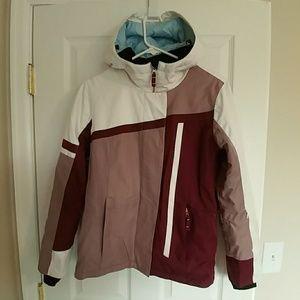 Obermeyer Josie Insulated Ski Jacket - Size 4